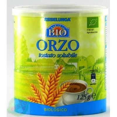 Кавовий напій Orzo Esselunga BIO tostato solubile 125 г