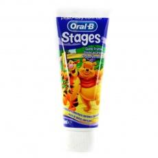 Дитяча зубна паста Oral-B Stages 75мл