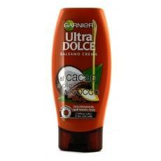 Бальзам для волосся Garnier ULTRA DOLCE какао і кокосове масло 200мл