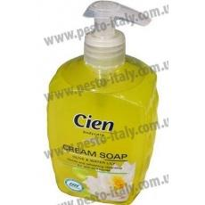 Жидкое мыло Cien оливка и водяная лилия 0,5л