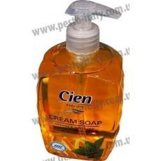 Рідке мило Cien апельсин та білий чай 0,5л