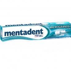 Зубна паста Mentadent з мікрогранулами 100мл