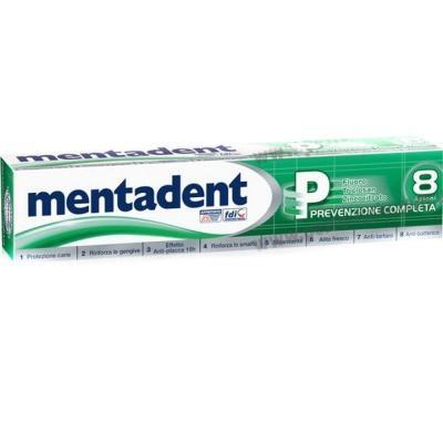 Зубна паста Mentadent комплексний захист 75мл