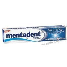 Зубна паста Mentadent White system відбілююча 75мл