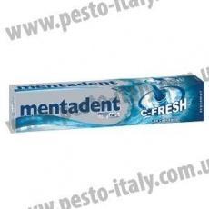 Зубная паста Mentadent Fresh con colluttorio 75мл