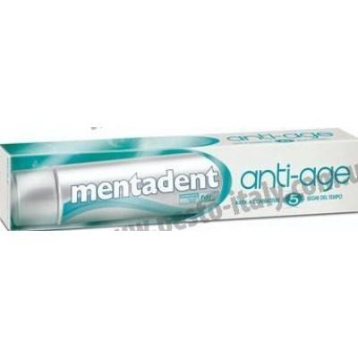 Зубна паста Mentadent антивікова 75мл