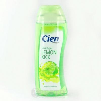 Гель для душу Cien Lemon kick 300мл