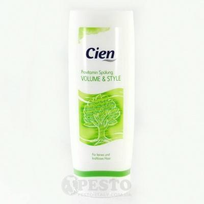 Кондиціонер Cien для збільшення об'єму волосся з провітаміном  300мл