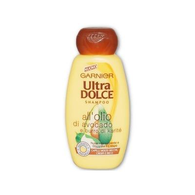 Шампунь Garnier shampoo all olio di avocado e burro di karite 250мл
