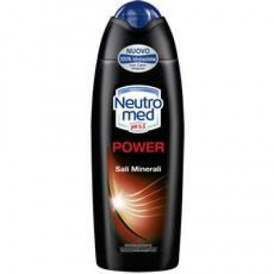Гель для душа Neutro Doccia Shampoo Power for Men 300мл