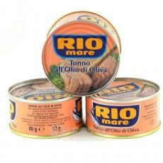 Rio mare в оливковiй олii 80 г