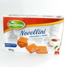Печиво Realforno Novellini 350г