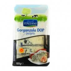 Сир з пліснявою Pascoli Italiani Gorgonzola Picante 180г