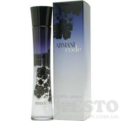 Парфумована вода для жінок Giorgio Armani Code 75мл