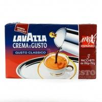 Lavazza Crema e Gusto Classico 3/250 г