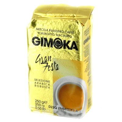 Мелена кава Gimoka Gran festa 250 г