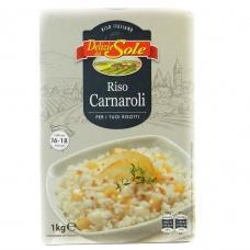 Рис Delizie dal Sole Riso superfino carnaroli 1 кг