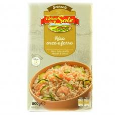 Рис Delizie dal sole tre cereali 0.8 кг