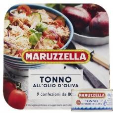 Тунець в оливковій олії Maruzzella 80г