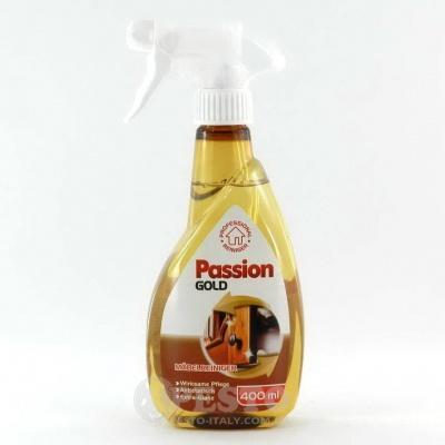 Для чищення деревяних поверхней Passion gold 400мл
