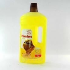 Засіб для миття підлоги Passion Gold лимон 1л