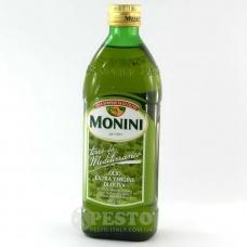 Олія оливкова Monini Terre del Mediterraneo extra virgin 0,7л
