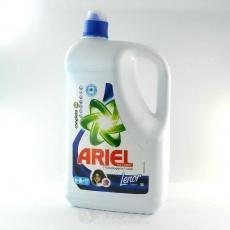 Рідкий порошок Ariel complete 7 Lenor touch 70 прань 4,9л