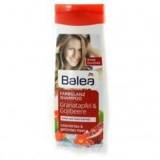 Шампунь Balea Farbglanz для фарбованого волосся граната 300мл