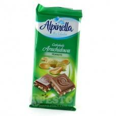 Alpinella молочний з арахісом 100 г