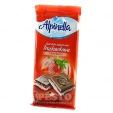 Alpinella молочний з полунецею 100 г