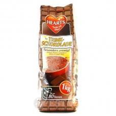 Шоколадний напій Hearts trink schokolade 1кг