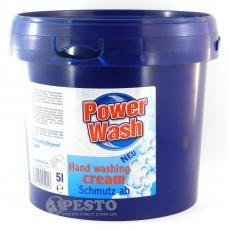 Паста для миття забруднених рук Power Wash 5л