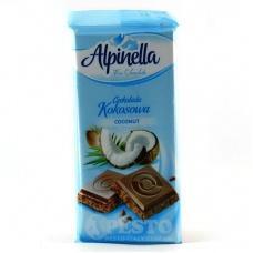 Alpinella молочний кокос 90 г