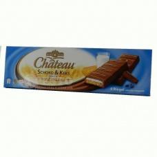 Шоколад Сhateau молочна 300 гр