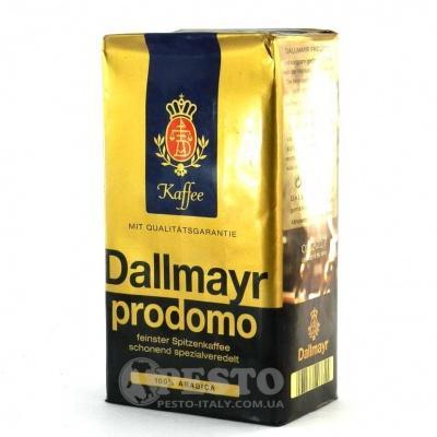 Мелена кава Dallmayr prodomo 100% arabica 0.5 кг