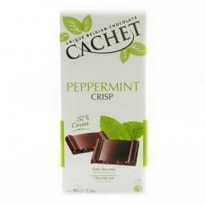 Cachet з мятою 57% какао 100 г