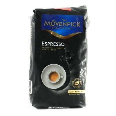 Кава в зернах Movenpick espresso 0.5 кг