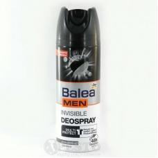 Чоловічий дезодорант Balea men invisible 200мл