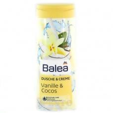 Гель для душу Balea кокос та ваніль 300мл