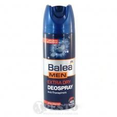 Чоловічий дезодорант Balea men extra dry 200мл