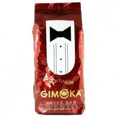 Кава в зернах Gimoka Cafe bar Platinum 1кг