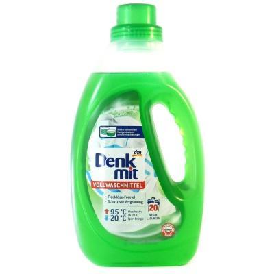 Гель для прання білих тканих Denk Mit 1,5л на 20 прань