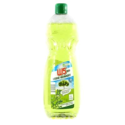 W5 eco essig reiniger універсальний миючий засіб з оцтом 1л