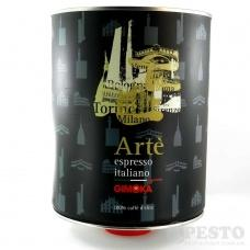 Кава в зернах Gimok arte espresso italiano 3кг