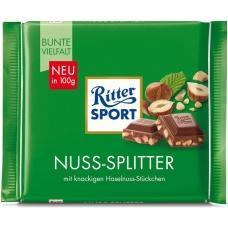 Ritter Sport nuss splitter 100 г