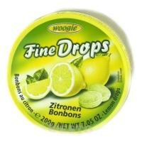 Woogie Fine drops лимон 200 г