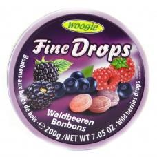 Woogie Fine drops лісові ягоди 200 г