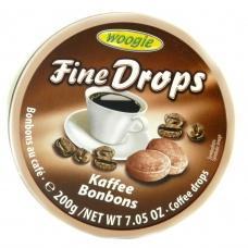 Woogie Fine drops Kaffee 200 г