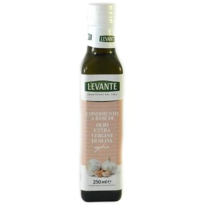 Із смаками Levante garlic flavoured з часником 250 мл (оливкова)