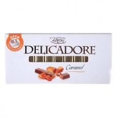 Delicadore порційний з карамельною начинкою 200 г